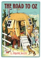 The Illustrated Road to Oz - L. Frank Baum