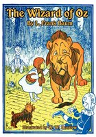 The Illustrated Wizard of Oz - L Frank Baum