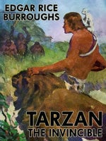 Tarzan the Invincible - Edgar Rice Burroughs