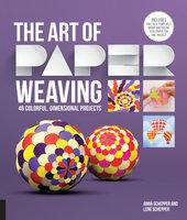 The Art of Paper Weaving - Anna Schepper, Lene Schepper