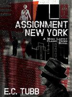 Assignment New York - E.C. Tubb