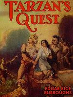 Tarzan's Quest - Edgar Rice Burroughs