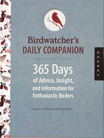 Birdwatcher's Daily Companion - Marcus Schneck, Tom Warhol