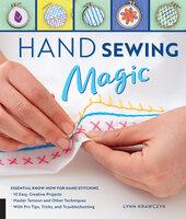 Hand Sewing Magic - Lynn Krawczyk