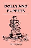 Dolls And Puppets - Max Von Boehn