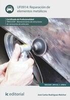 Reparación de elementos metálicos. TMVL0309 - José Carlos Rodríguez Melchor