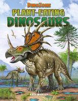 DinoZone: Plant-Eating Dinosaurs - Katie Woolley