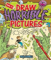 Draw Horrible Pictures - Paul Gamble