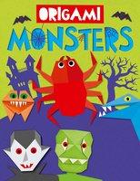 Origami Monsters - Joe Fullman, Belinda Webster