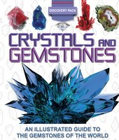 Discovery Pack: Crystals and Gemstones - Patience Coster, Tracey Kelly
