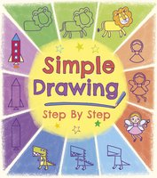 Simple Drawing - Step by Step - Kasia Dudziuk