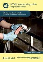Apomazado y pulido de piedra natural. IEXD0108 - Amador Ordoñez Puime, Tecnología e Investigación S.L. Asesoramiento