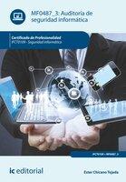 Auditoría de seguridad informática. IFCT0109 - Ester Chicano Tejada