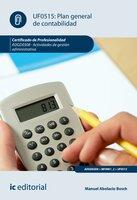 Plan general de contabilidad. ADGD0308 - Manuel Abolacio Bosch