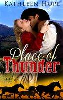 Place of Thunder - Kathleen Hope