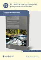 Elaboración de reseñas para productos editoriales. ARGN0210 - Noelia Alcázar Jiménez