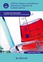 Preparar y acondicionar elementos y máquinas de la planta química. QUIE0108 - Adrián del Salvador Yaque Sánchez