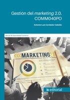 Gestión del marketing 2. COMM040PO - Antonio Luís Cardador Cabello