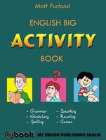 English Big Activity Book - Matt Purland