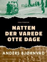 Natten der varede otte dage - Anders Bjørnvad