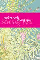 Pocket Posh Sewing Tips - Jayne Davis, Jodie Davis