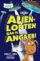 Kæledyrspatruljen (1) Alienlorten går til angreb - Gareth P. Jones