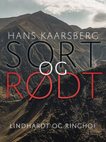 Sort og rødt - Hans Kaarsberg