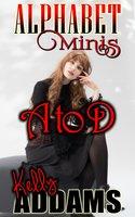 Alphabet Minis - A to D - Kelly Addams