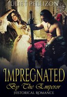 Impregnated By The Emperor: Ancient Historical Erotic Romance - Juliet Pellizon