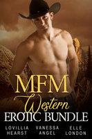 MFM Western Erotic Bundle - Lovillia Hearst, Elle London, Vanessa Angel