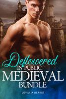 Deflowered In Public Medieval Bundle - Lovillia Hearst