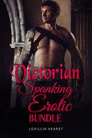 Victorian Spanking Erotic Bundle - Lovillia Hearst