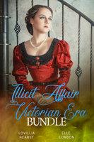 Illicit Affair Victorian Era Bundle - Lovillia Hearst, Elle London