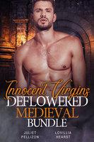Innocent Virgins Deflowered Medieval Bundle - Juliet Pellizon, Lovillia Hearst