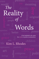 The Reality of Words - Kim Rhodes