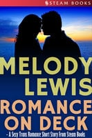 Romance on Deck - A Sexy Trans Romance Short Story from Steam Books - Steam Books, Melody Lewis