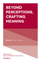 Beyond Perceptions, Crafting Meaning - Cheryl R. Lehman