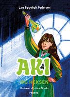 Aki og heksen - Lars Bøgeholt Pedersen