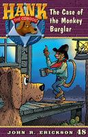 The Case of the Monkey Burglar - John R. Erickson