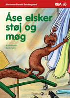 Åse elsker støj og møg - Marianne Randel Søndergaard