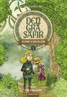 På sporet af Den Grå Safir - Lise J. Qvistgaard