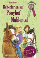 Reiterferien auf Ponyhof Mühlental - Sarah Bosse