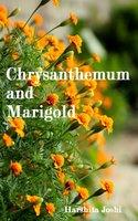 Chrysanthemum and Marigold - Harshita Joshi