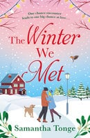 The Winter We Met - a heartwarming, feel-good Christmas romance - Samantha Tonge