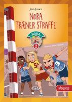 Nora træner straffe - Jørn Jensen