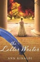 The Letter Writer - Ann Rinaldi