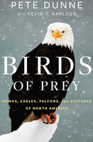 Birds of Prey: Hawks, Eagles, Falcons, and Vultures of North America - Pete Dunne, Kevin T. Karlson
