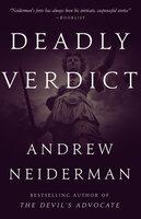 Deadly Verdict - Andrew Neiderman