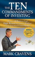 The Ten Commandments of Investing - Mark Cravens
