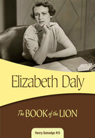 The Book of the Lion - Elizabeth Daly